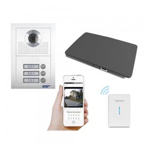 3 units apartment building intercom (1)