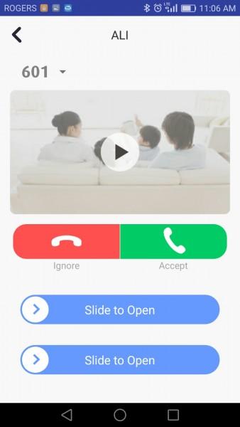 APP interface-1