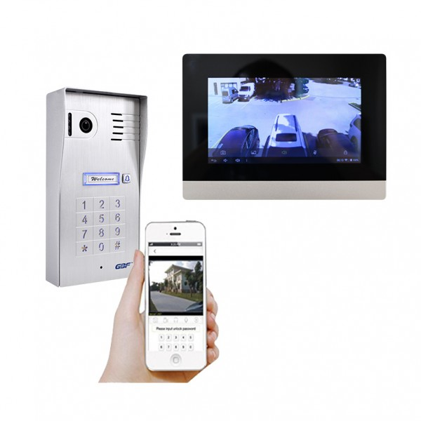 GBF WiFi Door Station with keypad-2