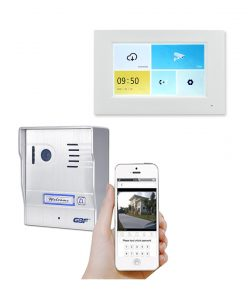 GBF-WiFi Door Station without keypad